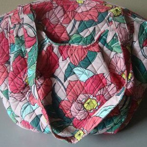Vera Bradley Glenna Tote with Matching Wallet